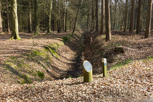 German Antitank Ditch Assen
