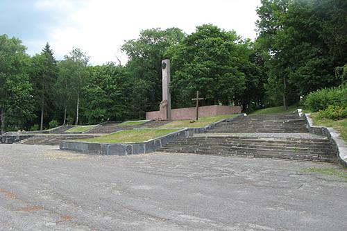 Soviet War Cemetery Zbarazh