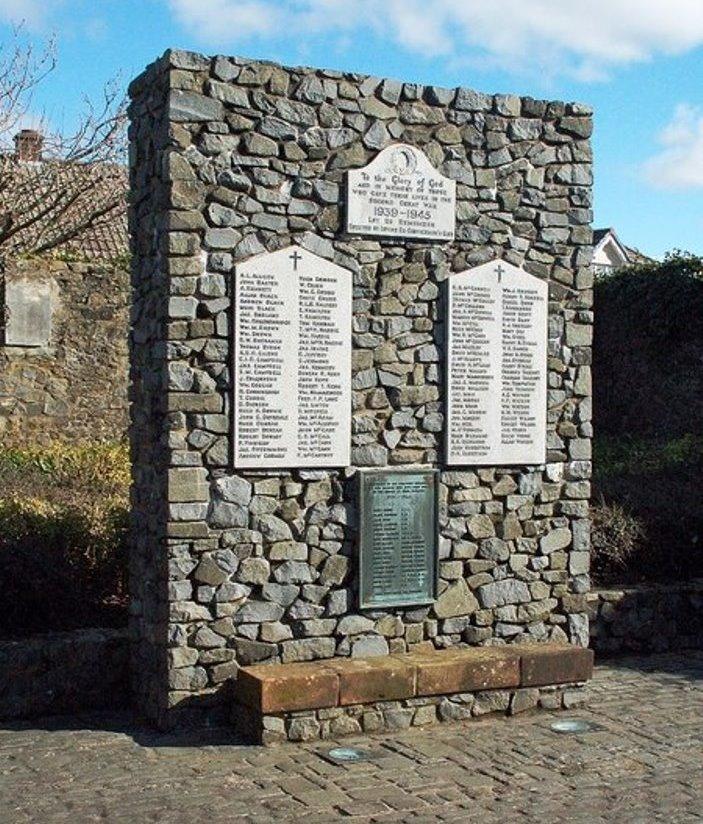 World War II Memorial Irvine