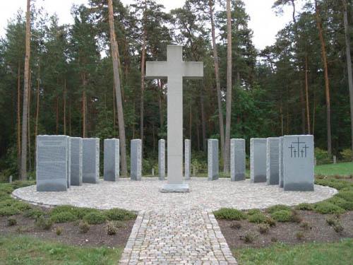Duitse Oorlogsbegraafplaats Dünaburg - Daugavpils