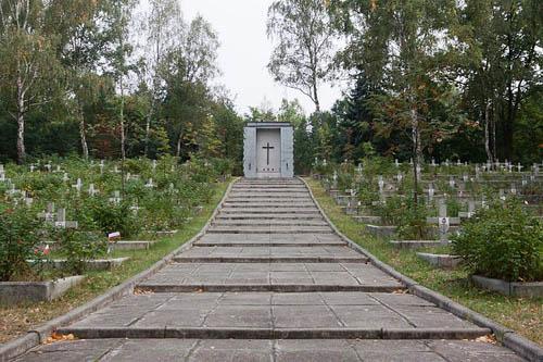 Polish War Cemetery Laski