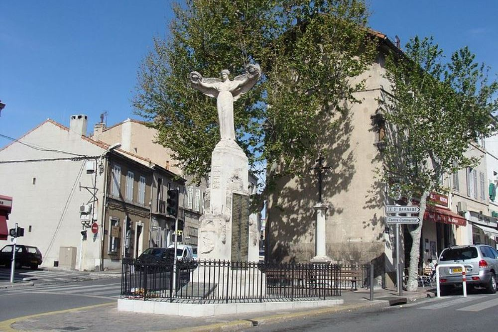 War Memorial Saint-Barnabé