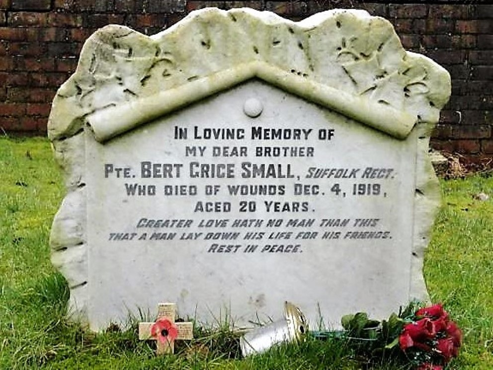 Oorlogsgraven van het Gemenebest St. James Churchyard