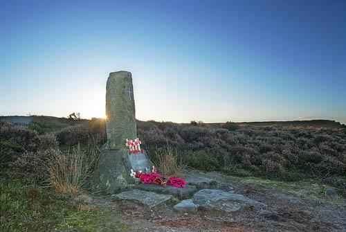 Monument Halifax Bommenwerper DK-185 IIkley