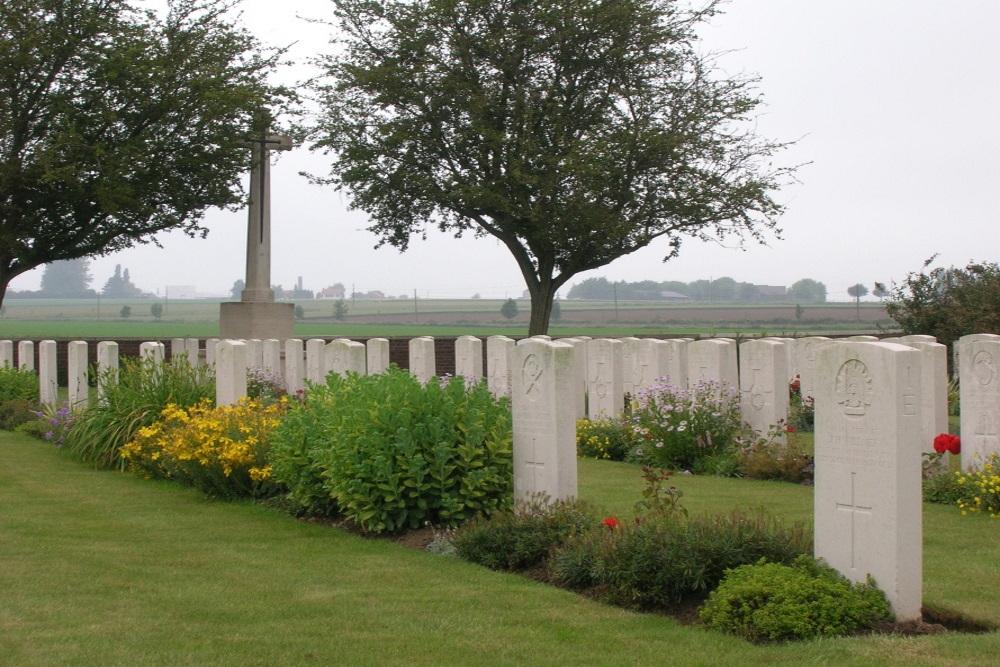 Oorlogsbegraafplaats van het Gemenebest Bethleem Farm West