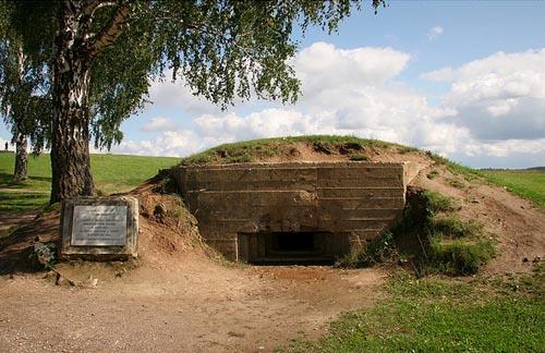 Maloyaroslavets Fortified Region - Casemate Borodino (B)
