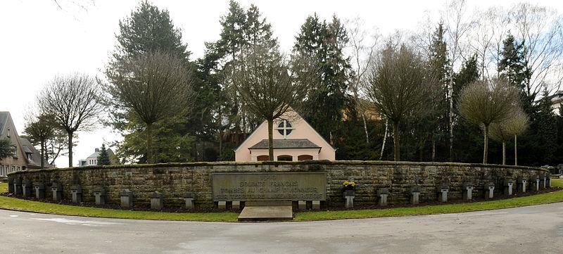 French War Graves Dudelange