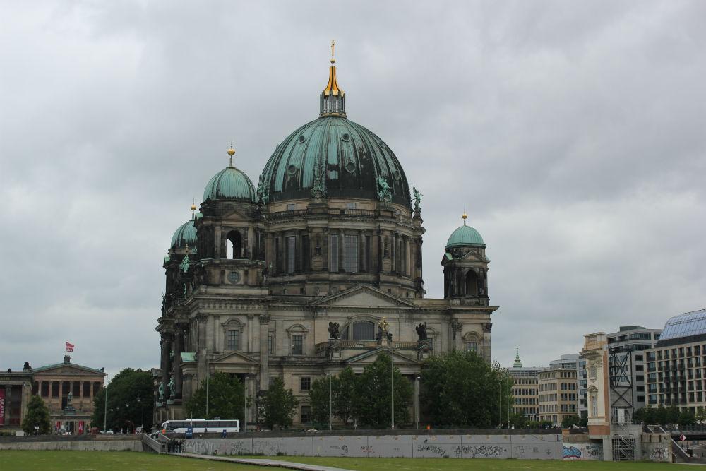 Berliner Dom Berlin Tracesofwar Com