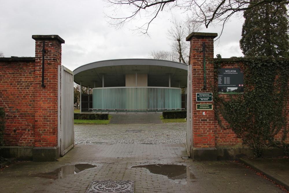 Municipality Cemetery Leuven