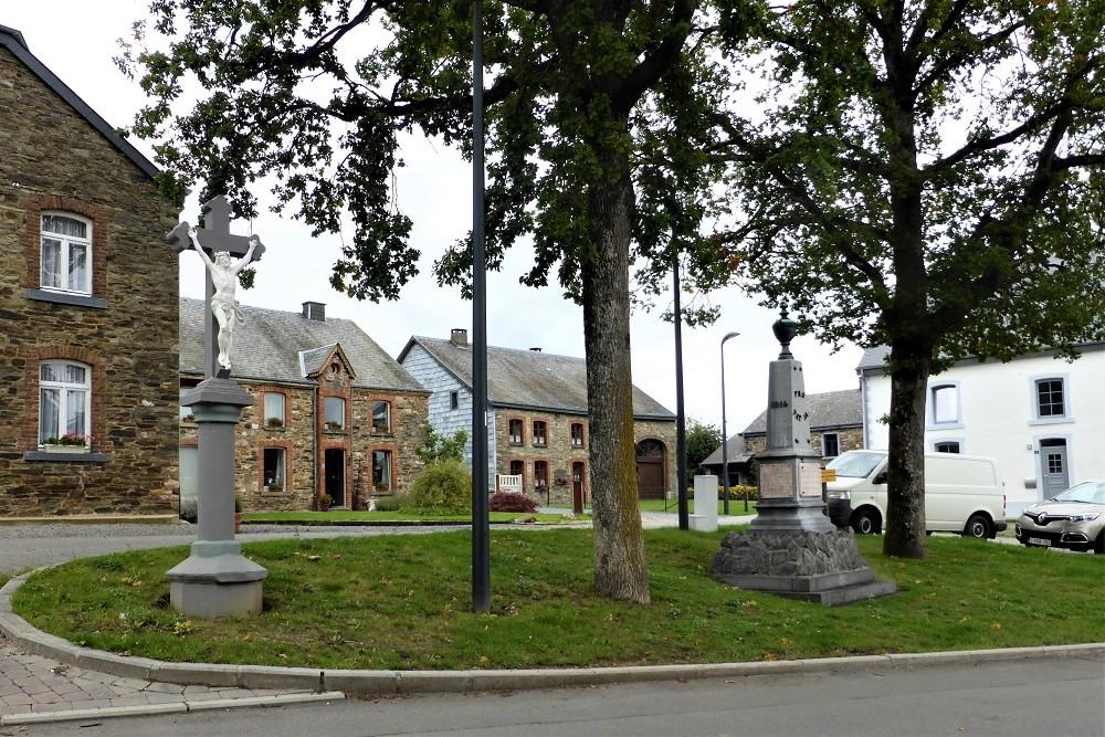 War Memorial Lavacherie
