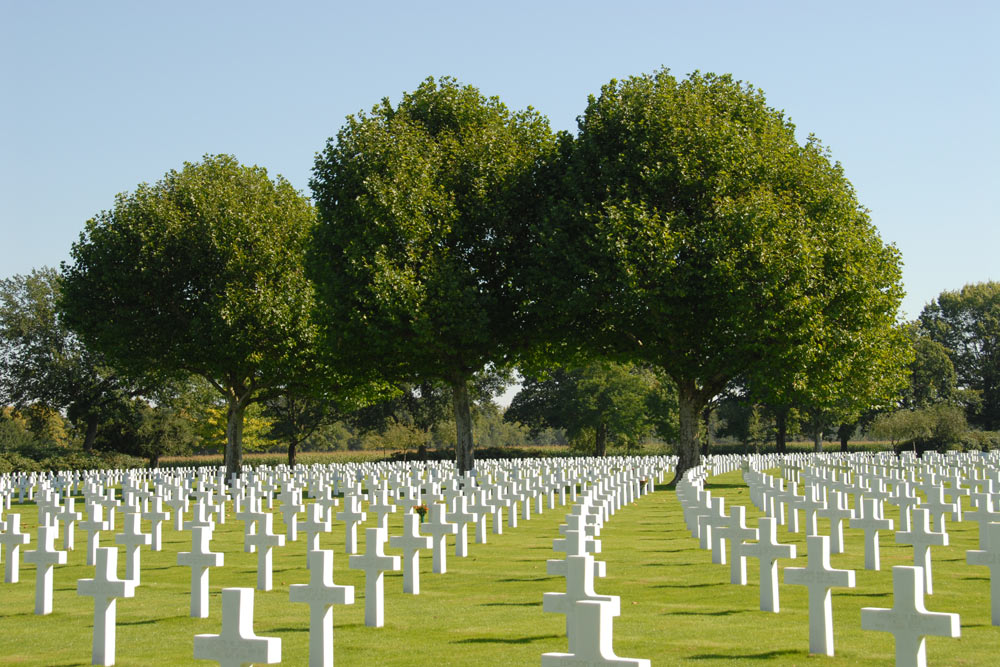 Netherlands American Cemetery and Memorial Margraten TracesOfWarcom
