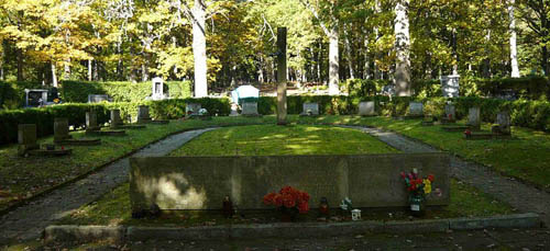 Soviet War Graves Dvůr Králové nad Labem