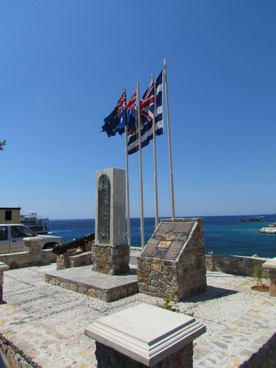 Memorial Evacuation Crete
