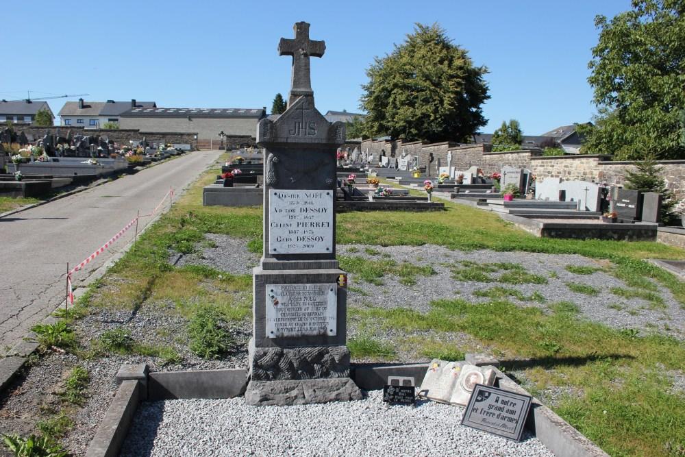 Belgian War Graves Libramont