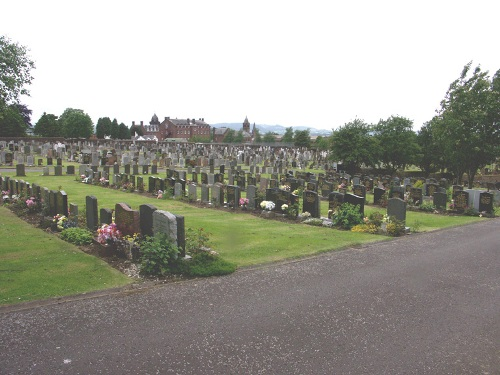 Commonwealth War Graves St. Michael Cemetery