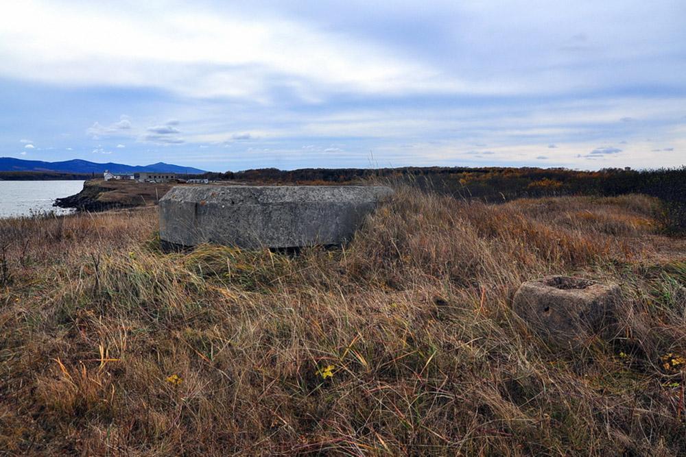 Fire Control Bunker No. 908