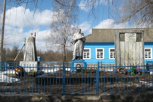 Mass Grave Soviet Soldiers Shvedchiki