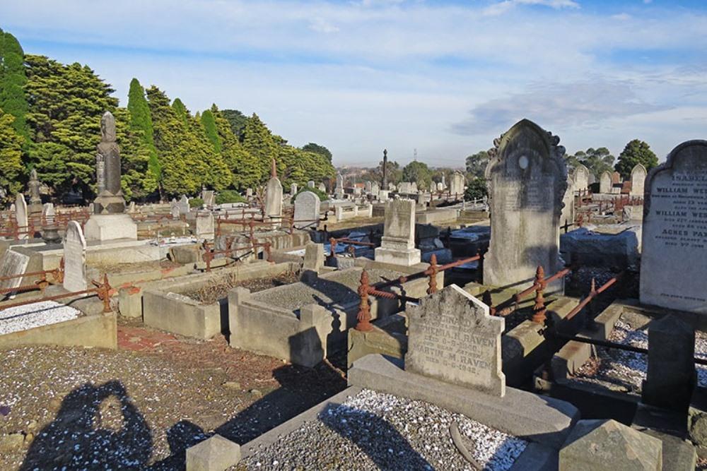 Oorlogsgraven van het Gemenebest Coburg Pine Ridge Cemetery