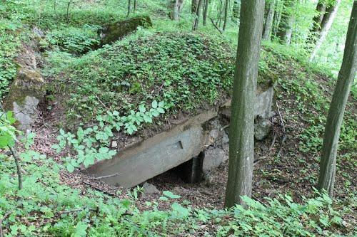 Árpád Line - Remains Casemate