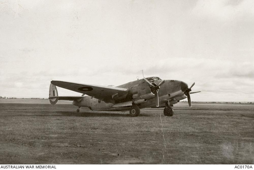 Crash Site V-1 Ventura NZ4575