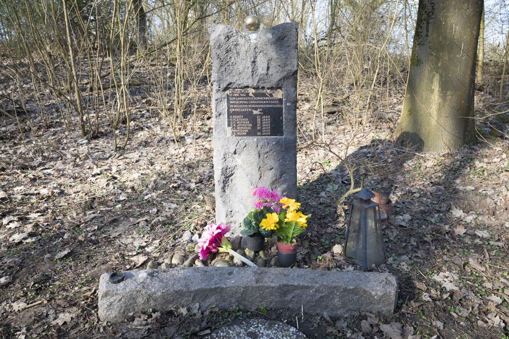 Memorial Lancaster KB728