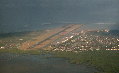 Internationale Luchthaven Ngurah Rai