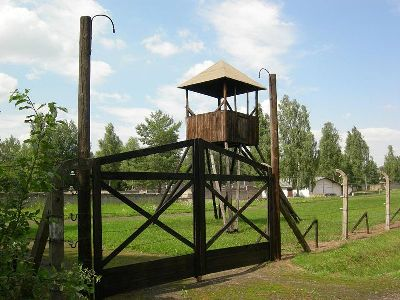 Krijgsgevangenenkamp Stalag VIII F/318 Lamsdorf