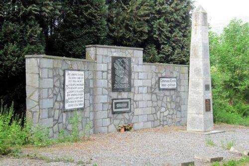 Monument Commune d'Erezée