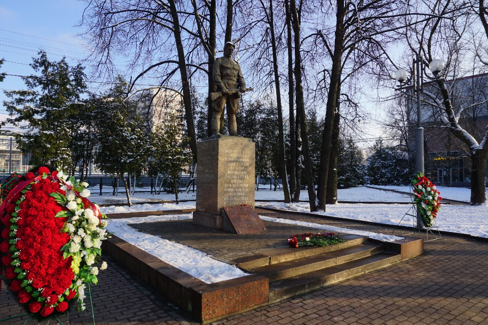 Mass Grave Zelenograd