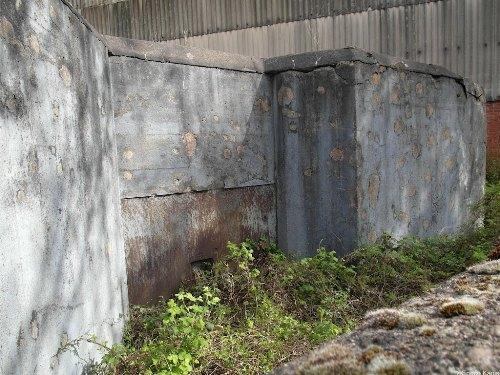 Westwall - Regelbau 105 Bunker Dillingen
