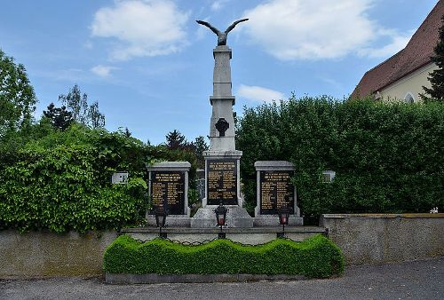 War Memorial Abstetten