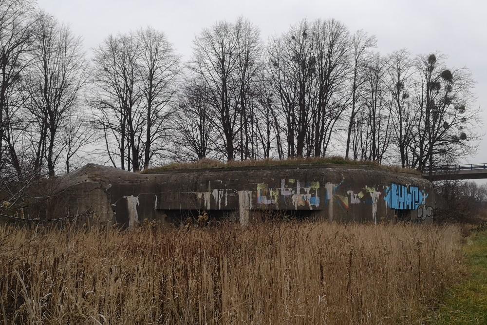 Czechoslovak Bunker MO-S 7