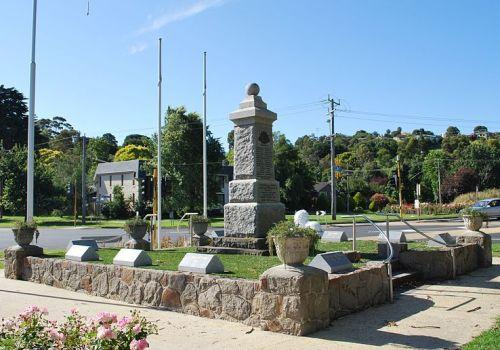 War Memorial Berwick