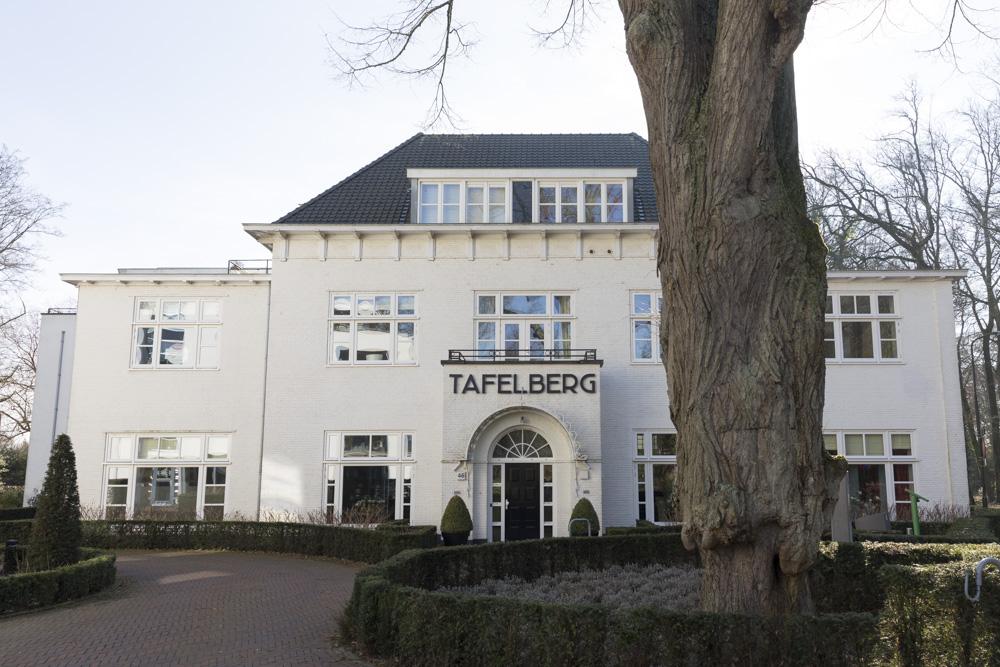 Voormalig Hotel 'Tafelberg'