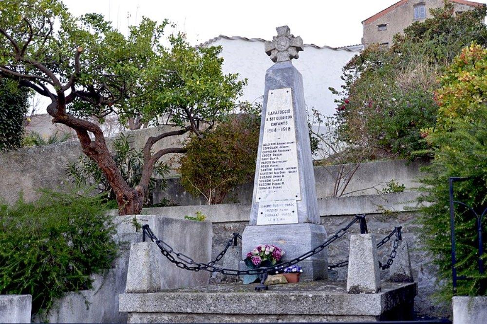 War Memorial Lavatoggio
