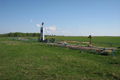 Sovjet Oorlogsbegraafplaats Ivanovo