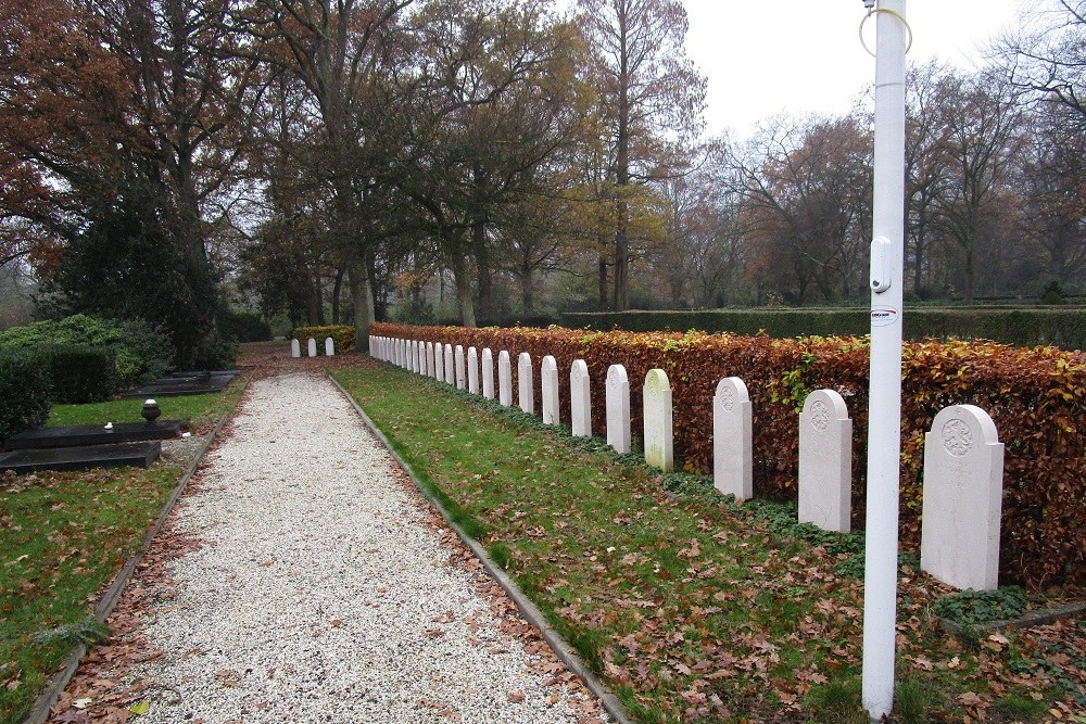 Dutch War Graves Schiedam