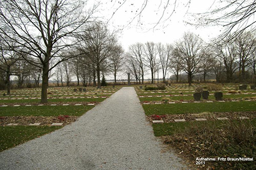 German War Cemetery Bensheim