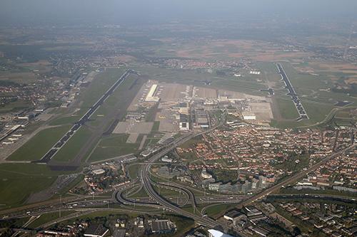 Vliegbasis Melsbroek