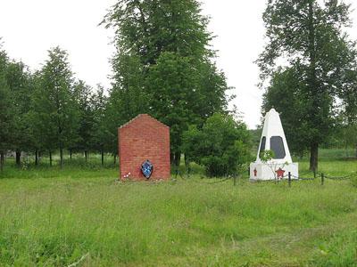 Soviet War Cemetery Rodomanovo