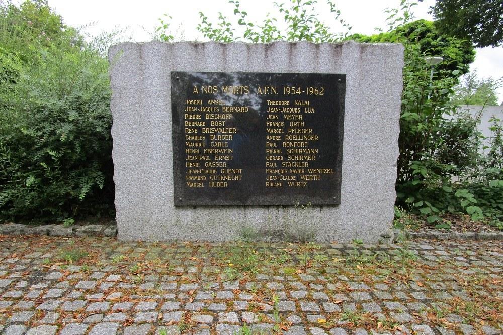 War Memorial A.F.N.
