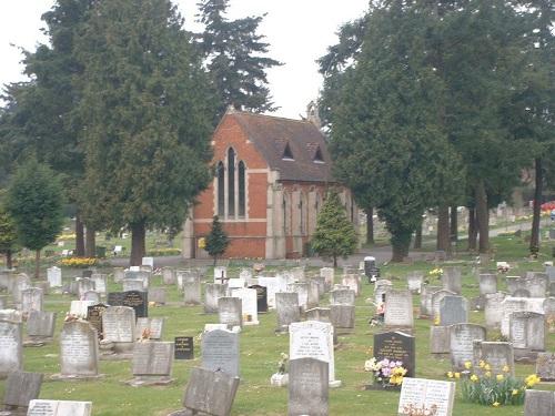 Oorlogsgraven van het Gemenebest Shaw Cemetery
