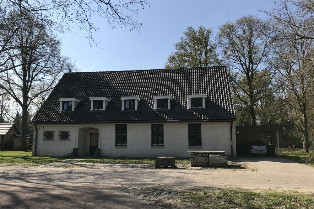Building Z2 Guardhouse Zuidkamp