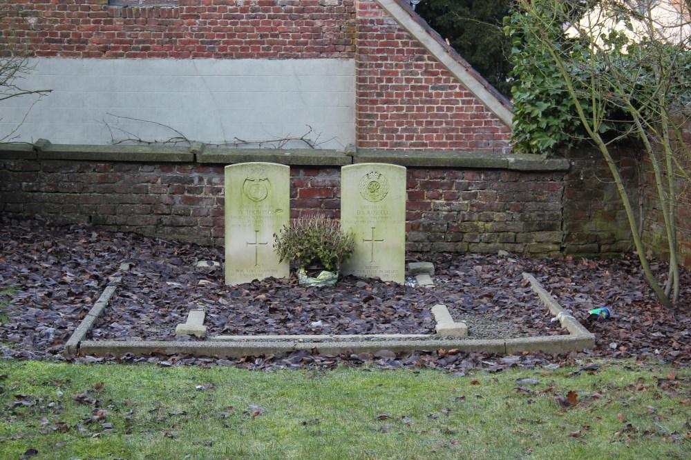 Oorlogsgraven van het Gemenebest Sint-Lievens-Esse