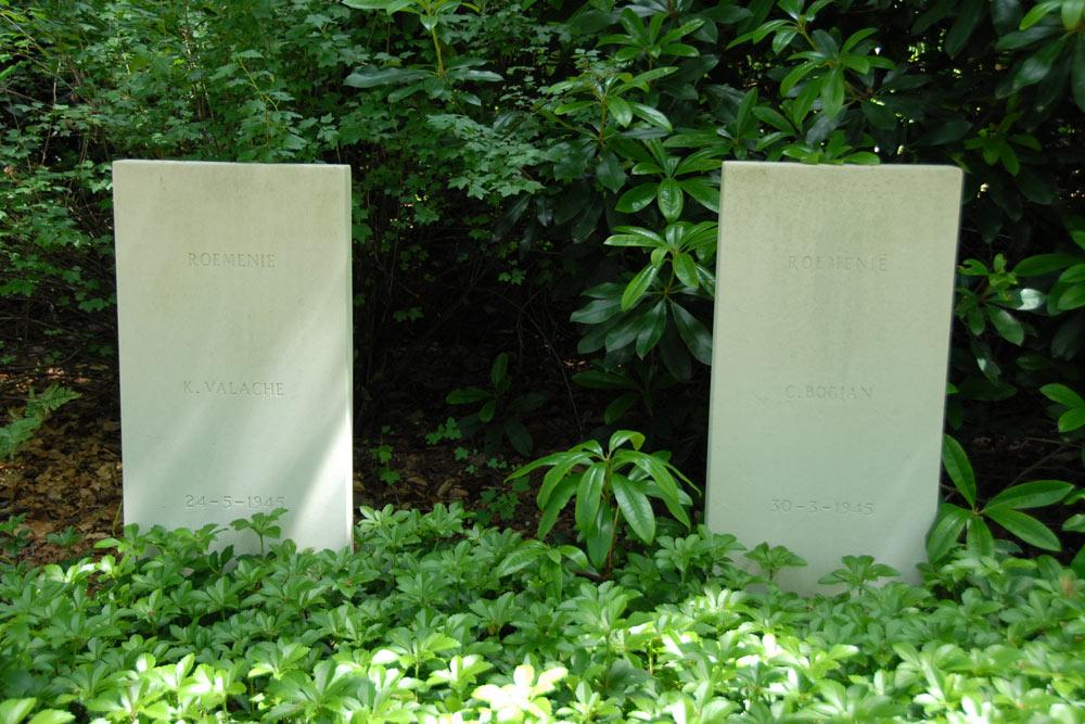 czechoslovakian war graves rusthof leusden amersfoort rh tracesofwar com