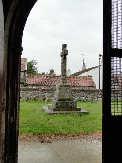 World War I Memorial Holy Trinity and All Saints Church