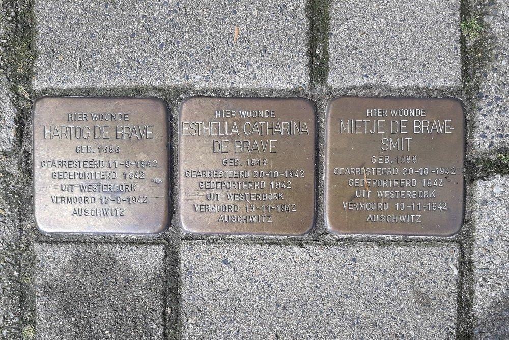 Stumbling Stones Servaes Noutsstraat 6