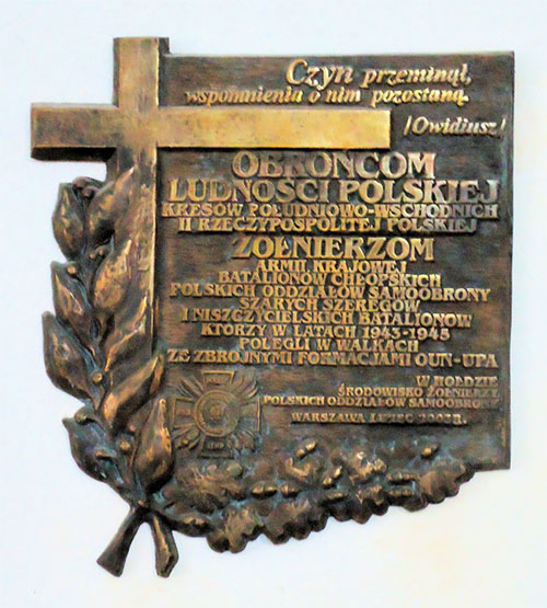 Monument Slachtoffers UPA