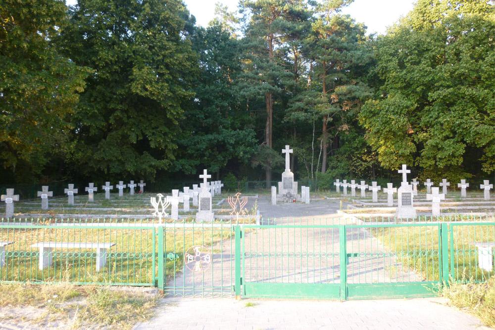 Polish War Cemetery Guźnia