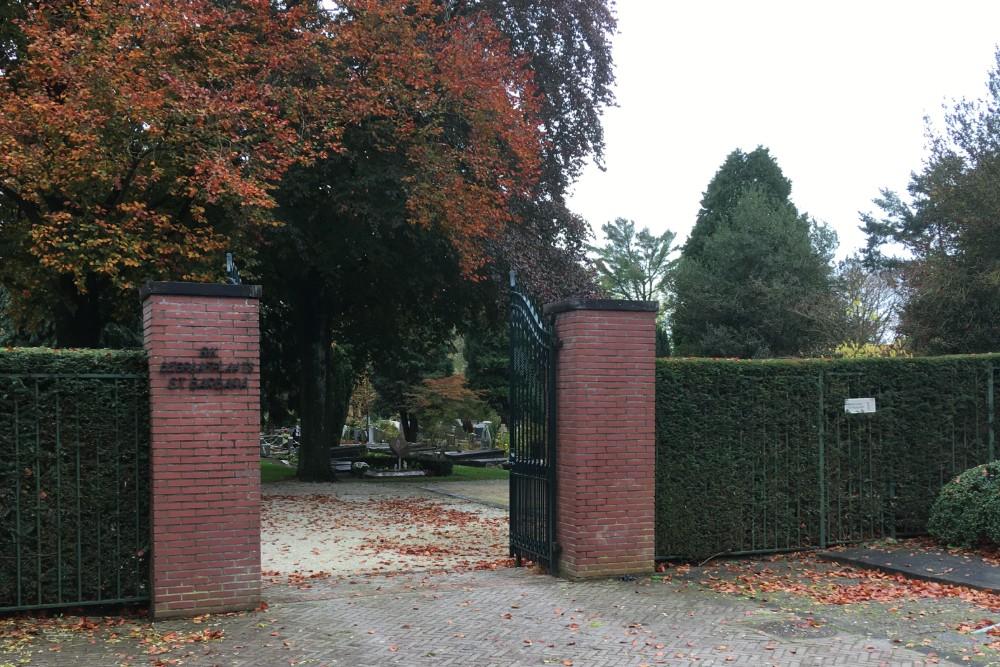 Nederlands Oorlogsgraf Rooms Katholieke Begraafplaats Hilversum